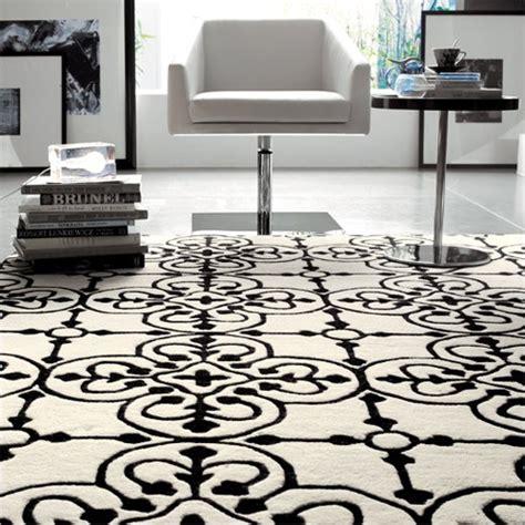 black and white modern rug innovative modern rugs a baker s dozen