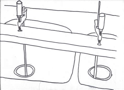 kitchen sink mounting hardware kitchen how to install undermount sink at modern kitchen