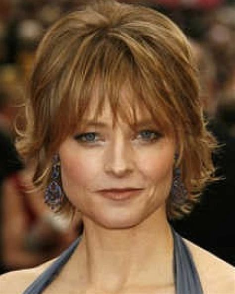 medium length hair styles for age 50 women 50 years of age haircut new medium hair picture