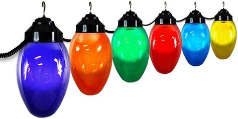 jumbo outdoor lights polymer products llc 1661 10521 bulb six