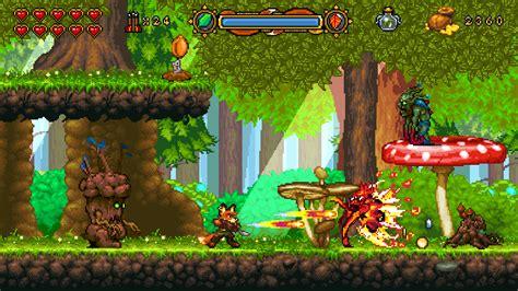 the gamer fox fox n forests windows mac linux xone ps4 wiiu