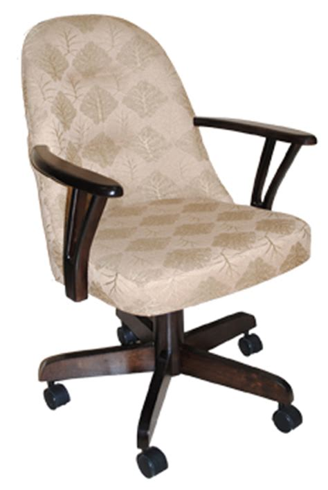 swivel kitchen chairs with casters chromcraft like caster swivel chairs