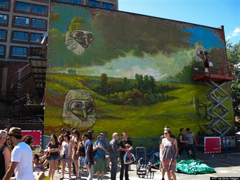 canadian painting festival the 26 best cities in the world to see huffpost