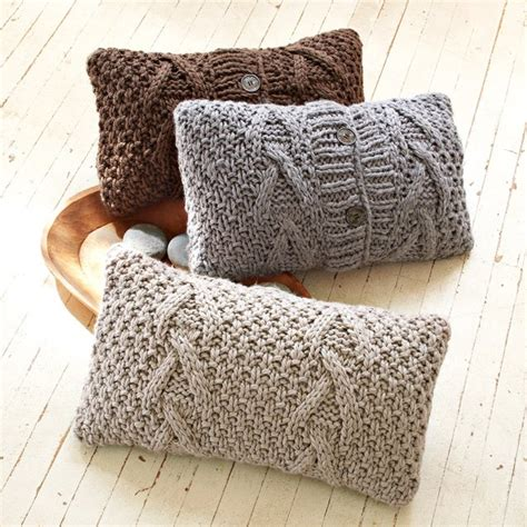 how to knit a pillow design on sale daily a cable knit pillow cococozy