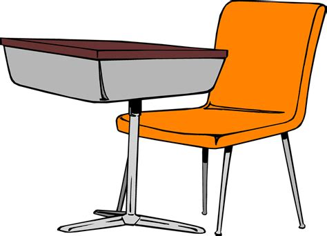 students desks and chairs desk free stock photo illustration of a student desk