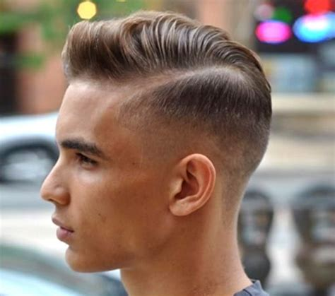 cortes de pelo de chico modernos cortes de pelo hombre tendencias modernas del 2017