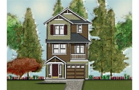 3 story narrow lot home floor plans traditional house plans and home