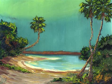 bob ross seascape paintings moon lagoon florida highwaymen bob ross style seascape