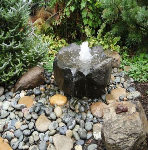 rock garden features 25 best ideas about rock on garden