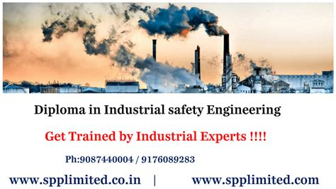 course in india diploma in industrial safety engineering govt approved