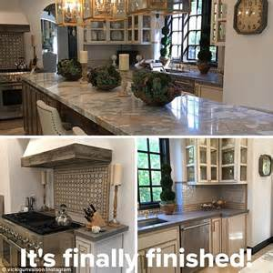 Paint Kitchen Island rhoc s tamra judge keeps up with her squad as she shows