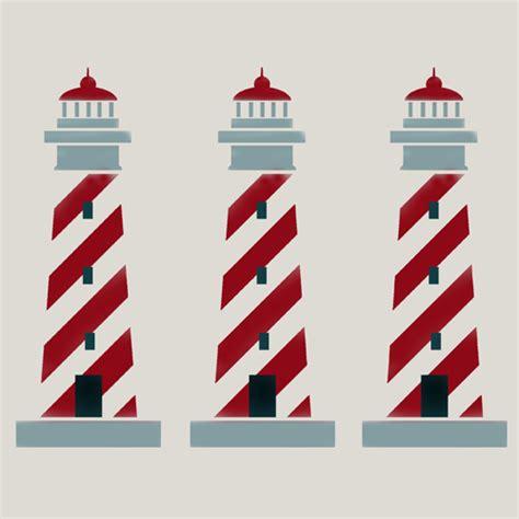 spray paint lighthouse lighthouse nautical stencil ideal stencils