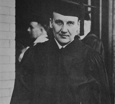 Spring Projects kreuger receiving an honorary degree at syracuse 1930