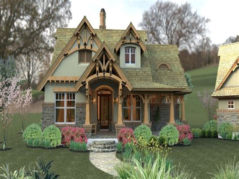 cottage home plans small cottage craftsman house plans