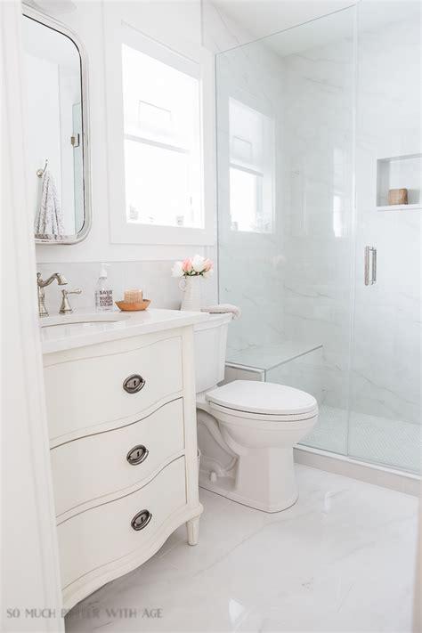 How To Make A Small Bathroom Look Like A Spa by Small Bathroom Renovation And 13 Tips To Make It Feel