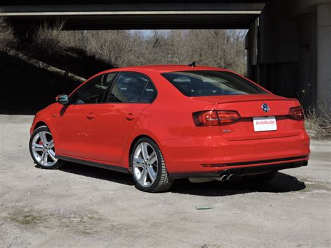 Volkswagen Gli Review by 2016 Volkswagen Jetta Gli Review Autoguide