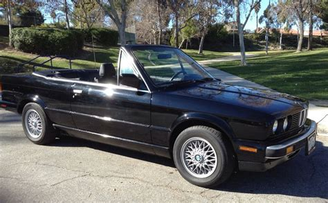 1989 Bmw Convertible by 1989 Bmw 325i Convertible Rear Window
