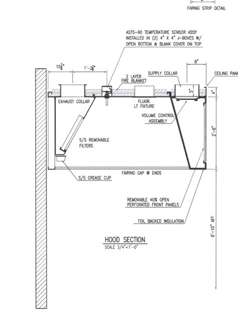 kitchen ventilation system design commercial kitchen exhaust system design peenmedia