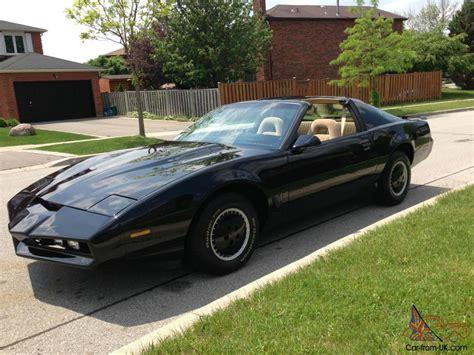Pontiac Trans Am 1984 by 1984 Pontiac Firebird Trans Am Rider K I T T Replica