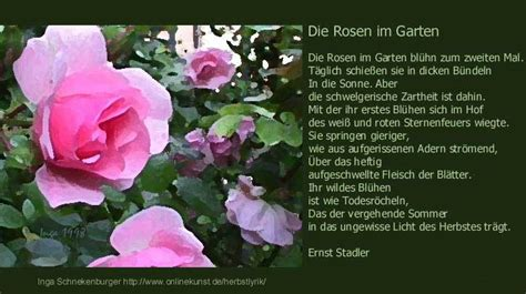 Garten Der Liebe Gedicht by Gedichte Rachael Edwards