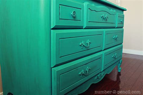 chalk paint turquoise turquoise dresser makeover with chalk paint no 2 pencil