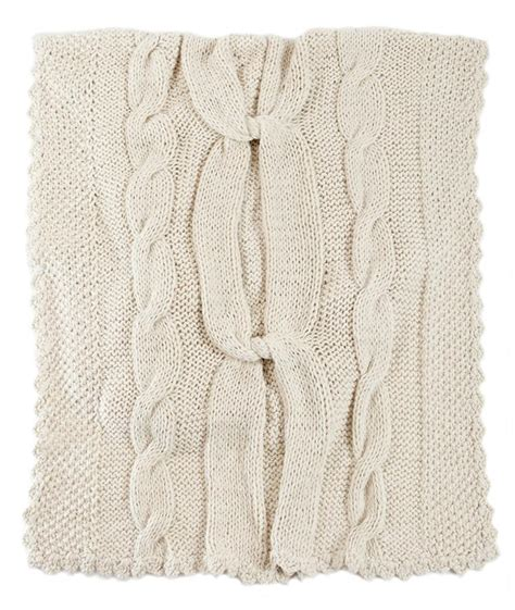 white knit throw blanket white knitted throw blanket knot homelosophy