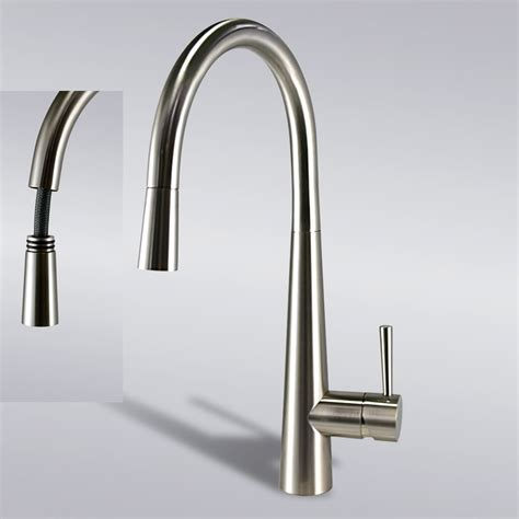 nickel faucets kitchen brushed nickel pull kitchen sink faucet mixer tap
