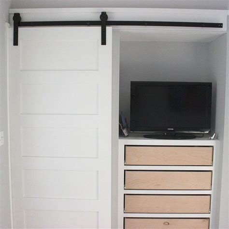 how to install sliding closet doors on tracks sliding barn doors install sliding barn door