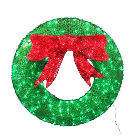 led wreaths for welcome to memespp