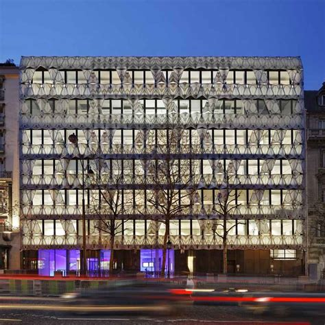 building origami origami building barclays capital bank e architect