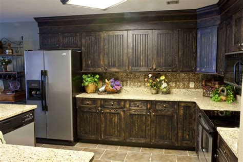 kitchen design ideas how to 3 tips on how to refinish the kitchen cabinets ward log
