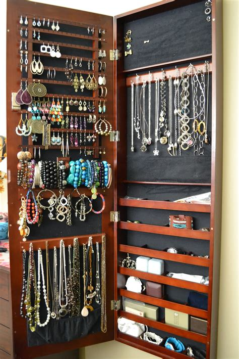 Jewelry Storage Organization This S