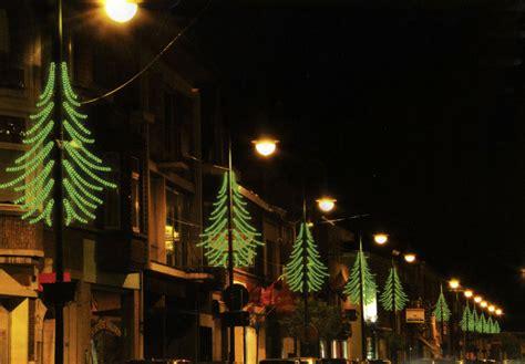 commercial decorations canada dekra lite seasonal trees wreaths garlands
