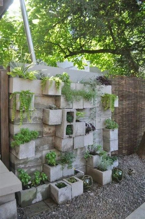cinder block garden wall cinder block garden wall dig plant grow