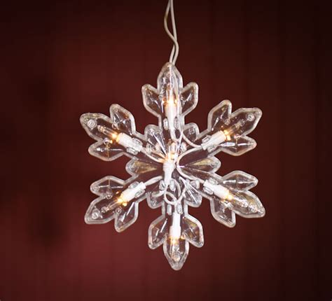 snowflake lights indoor clear large snowflake bulb and white cord string lights