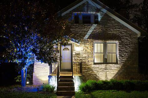 landscape spot lighting 5 watt landscape led spotlight w mounting spike 250