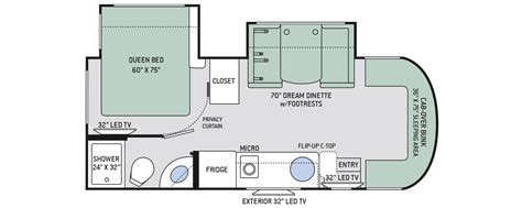 sprinter 5th wheel floor plans 100 sprinter fifth wheel floor plans trailer floor