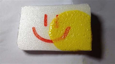 spray painting styrofoam how to spray paint styrofoam without melting non foam