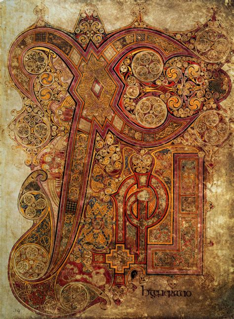 book of kells pictures 768 919 hiberno saxon and carolingian ancient to