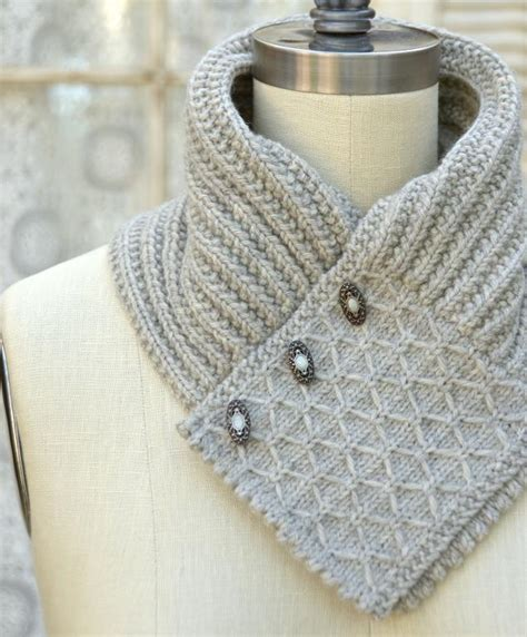 ascot scarf knitting pattern infinity scarves you ll times infinity get the patterns