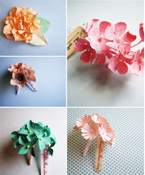 handmade paper craft gift ideas handmade paper flowers chic baby daily