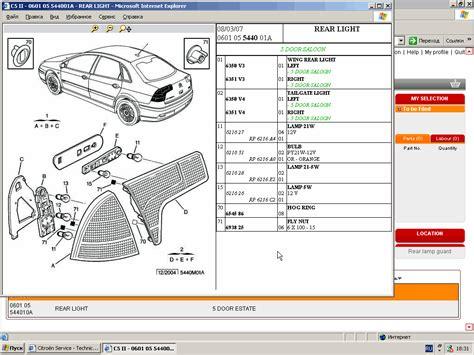Citroen Parts by Citroen Service Box Parts And Repair