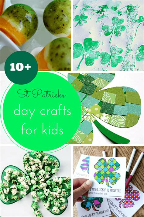 st day crafts for 10 st patricks day crafts for