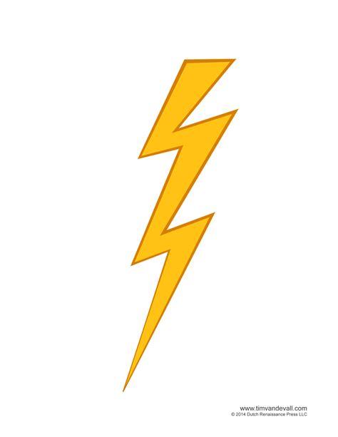 lightning bolt free coloring pages of flash lightning bolt
