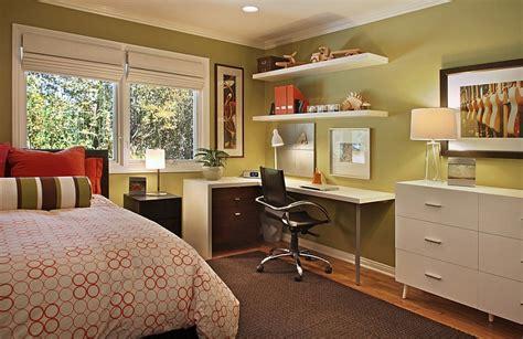 office bedroom design turn the bedroom corner into your home office decoist