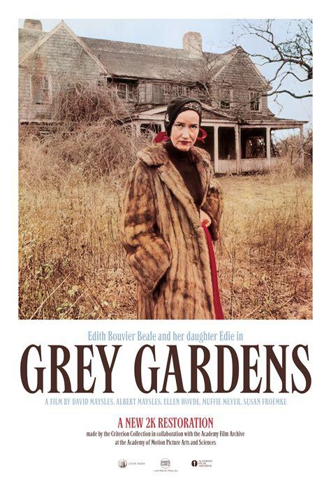 Gardening Documentaries Grey Gardens The Loft Cinema