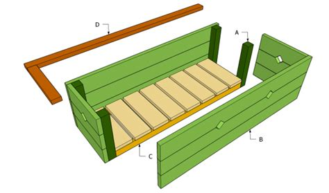 wood planter boxes woodworking plans wood pdf plans woodworking plans planter box how to diy