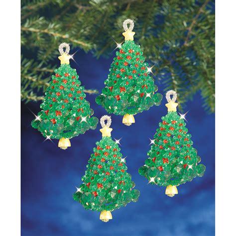 tree ornament kit tree twist beaded ornament kit joann jo