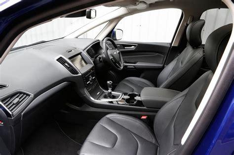 ford s max interior autocar