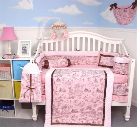 brown and pink crib bedding pink crib bedding sets for a baby s nursery